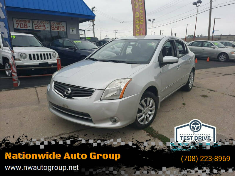 2010 Nissan Sentra for sale at Nationwide Auto Group in Melrose Park IL