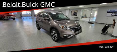 2015 Honda CR-V for sale at Beloit Buick GMC in Beloit KS