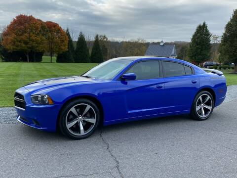 2013 Dodge Charger for sale at Blue Line Motors in Winchester VA