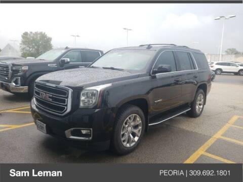 2019 GMC Yukon for sale at Sam Leman Chrysler Jeep Dodge of Peoria in Peoria IL