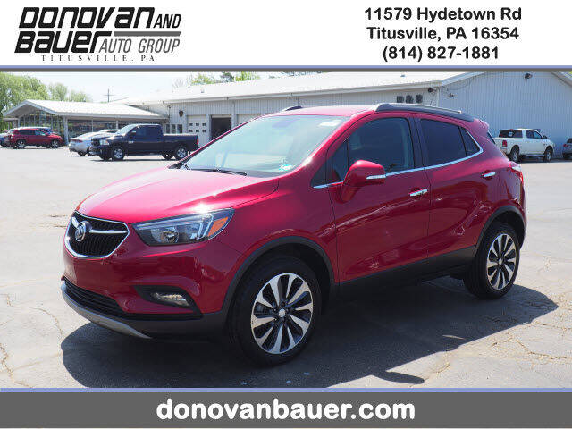 2018 Buick Encore for sale in Titusville, PA