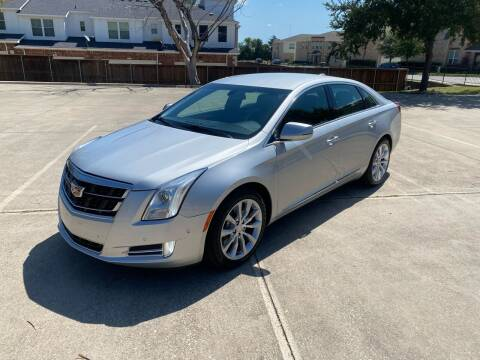 2016 Cadillac XTS for sale at GT Auto in Lewisville TX