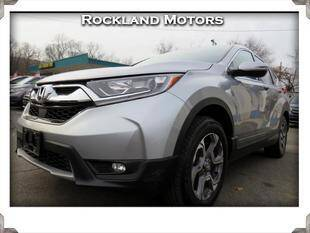 2018 Honda CR-V for sale at Rockland Automall - Rockland Motors in West Nyack NY