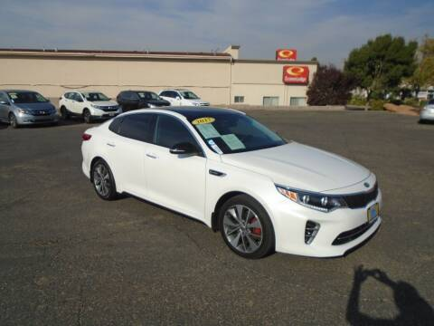 2017 Kia Optima for sale at Team D Auto Sales in St George UT