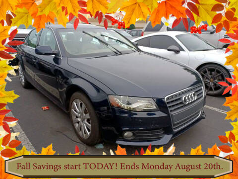 2011 Audi A4 for sale at Southern Star Automotive, Inc. in Duluth GA