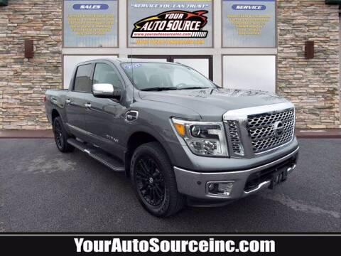 2017 Nissan Titan for sale at Your Auto Source in York PA