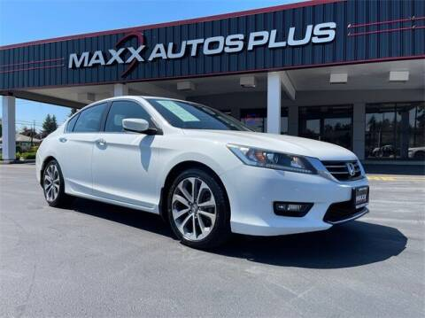 2014 Honda Accord for sale at Maxx Autos Plus in Puyallup WA