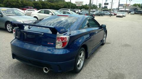 2004 Toyota Celica for sale at Kelly & Kelly Supermarket of Cars in Fayetteville NC