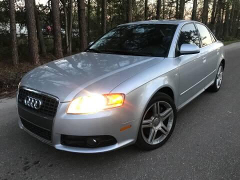 2008 Audi A4 for sale at Next Autogas Auto Sales in Jacksonville FL