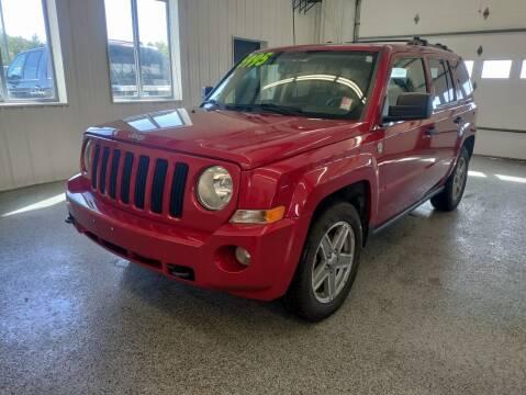2007 Jeep Patriot for sale at Sand's Auto Sales in Cambridge MN
