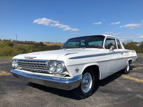 1962 Chevrolet Bel Air for sale at Right Pedal Auto Sales INC in Wind Gap PA