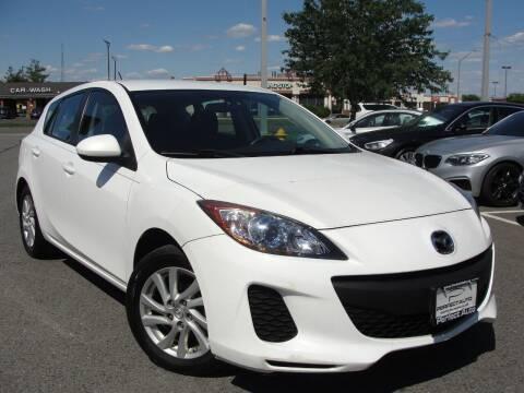 2012 Mazda MAZDA3 for sale at Perfect Auto in Manassas VA