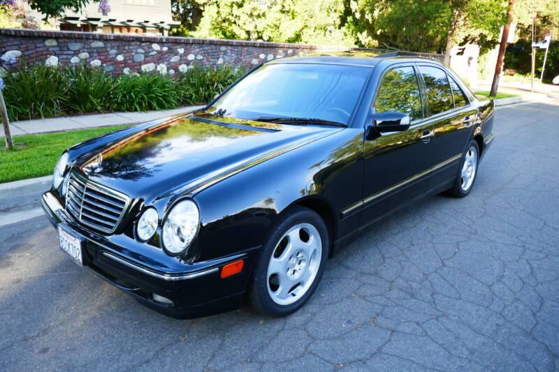 2000 Mercedes-Benz E-Class for sale at Altadena Auto Center in Altadena CA