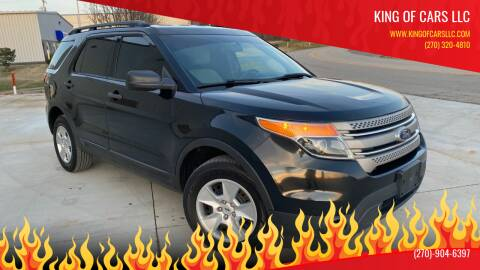 2011 Ford Explorer for sale at King of Cars LLC in Bowling Green KY