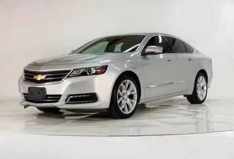 2016 Chevrolet Impala for sale at Houston Auto Credit in Houston TX