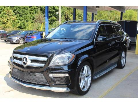 2015 Mercedes-Benz GL-Class for sale at Inline Auto Sales in Fuquay Varina NC