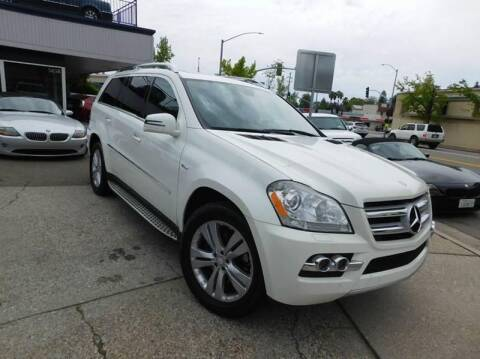 2011 Mercedes-Benz GL-Class for sale at California Auto Sales in Auburn CA