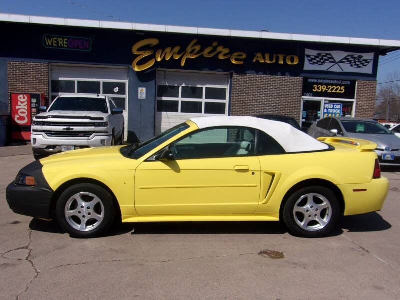 2002 Ford Mustang for sale at Empire Auto Sales in Sioux Falls SD