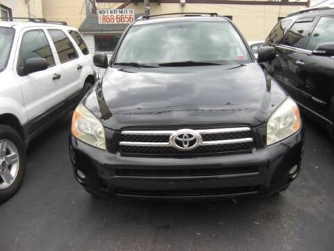 2006 Toyota RAV4 for sale at Nicks Auto Sales Co in West New York NJ