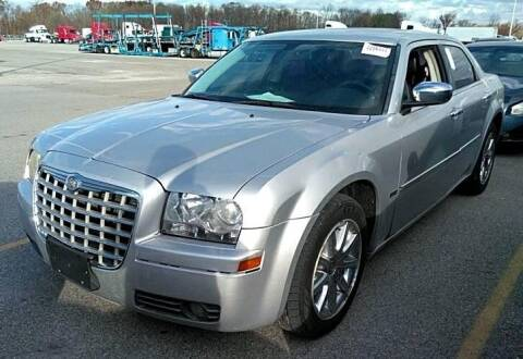 2010 Chrysler 300 for sale at Angelo's Auto Sales in Lowellville OH