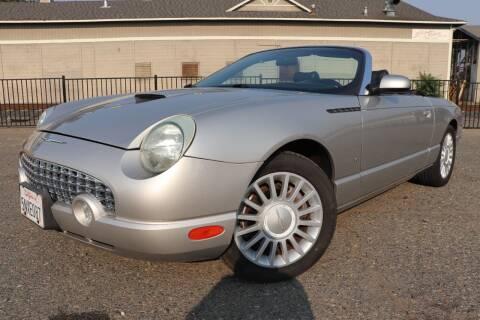 2004 Ford Thunderbird for sale at California Auto Sales in Auburn CA