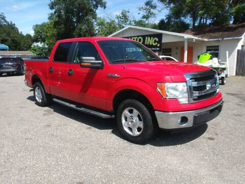 2014 Ford F-150 for sale at QLD AUTO INC in Tampa FL
