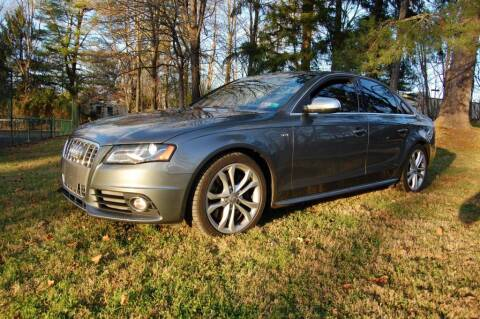 2012 Audi S4 for sale at New Hope Auto Sales in New Hope PA
