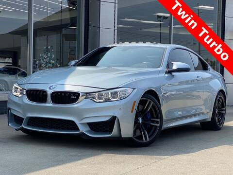 2016 BMW M4 for sale at Carmel Motors in Indianapolis IN