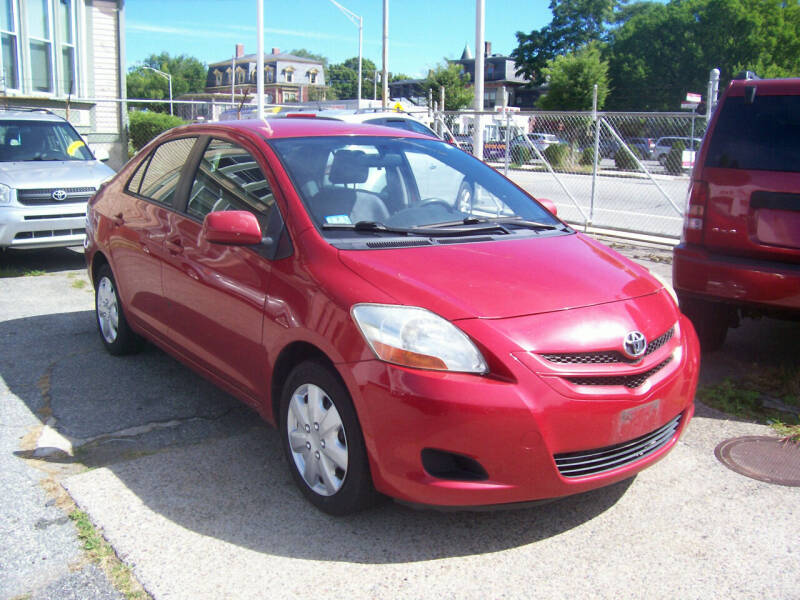2007 Toyota Yaris for sale at Dambra Auto Sales in Providence RI