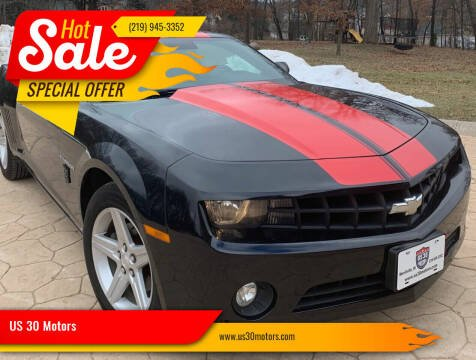 2010 Chevrolet Camaro for sale at US 30 Motors in Merrillville IN