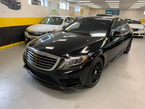 2016 Mercedes-Benz S-Class for sale at Newton Automotive and Sales in Newton MA