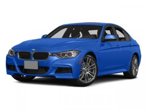 2014 BMW 3 Series for sale at BEAMAN TOYOTA GMC BUICK in Nashville TN
