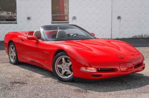 1998 Chevrolet Corvette for sale at Vantage Auto Group - Vantage Auto Wholesale in Moonachie NJ