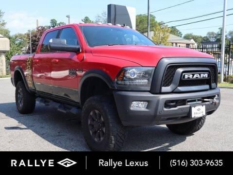2018 RAM Ram Pickup 2500 for sale at RALLYE LEXUS in Glen Cove NY