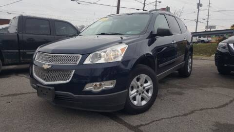 2012 Chevrolet Traverse for sale at A & A IMPORTS OF TN in Madison TN