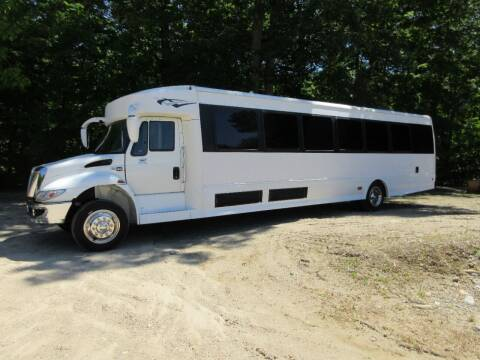 2013 IC Bus HC Series for sale at ABC AUTO LLC in Willimantic CT