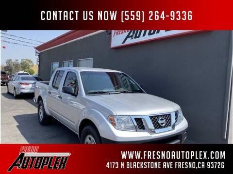 2016 Nissan Frontier for sale at Carros Usados Fresno in Clovis CA
