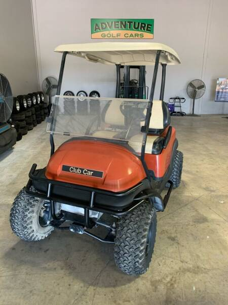2007 Club Car Precedent for sale at ADVENTURE GOLF CARS in Southlake TX