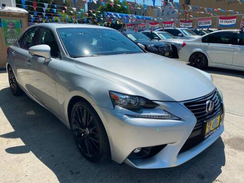 2016 Lexus IS 300 for sale at Elite Automall Inc in Ridgewood NY