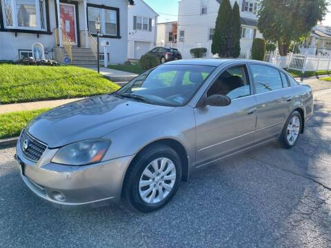 2005 Nissan Altima for sale at Jordan Auto Group in Paterson NJ