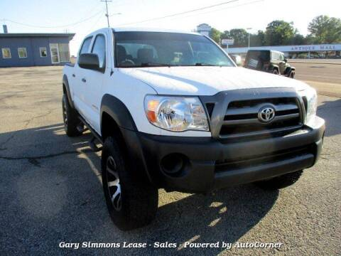 2010 Toyota Tacoma for sale at Gary Simmons Lease - Sales in Mckenzie TN