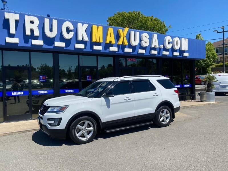 2017 Ford Explorer for sale in Petaluma, CA