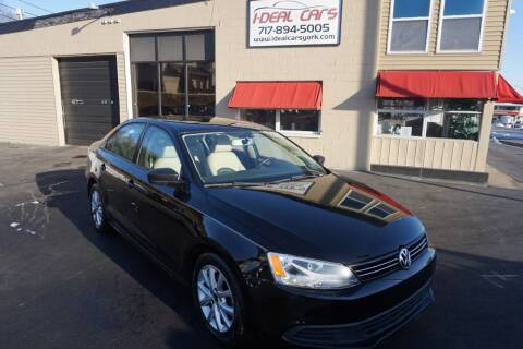 2012 Volkswagen Jetta for sale at I-Deal Cars LLC in York PA