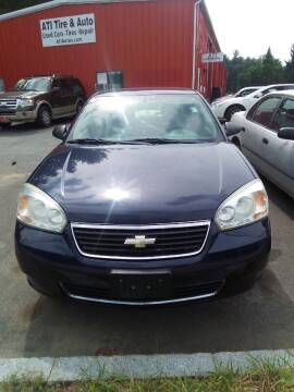 2006 Chevrolet Malibu for sale at ATI Automotive & Used Cars Inc. in Plaistow NH