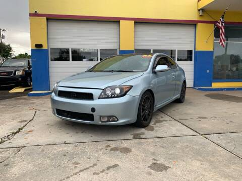 2006 Scion tC for sale at Mid City Motors Auto Sales - Mid City North in N Fort Myers FL