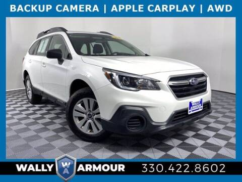 2018 Subaru Outback for sale at Wally Armour Chrysler Dodge Jeep Ram in Alliance OH