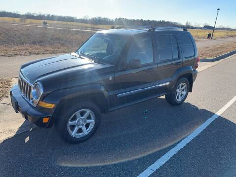 2007 Jeep Liberty for sale at Major Motors Automotive Group LLC in Ramsey MN