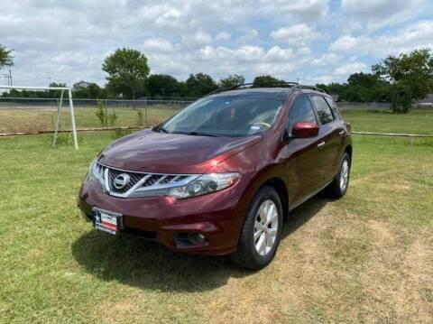 2012 Nissan Murano for sale at LA PULGA DE AUTOS in Dallas TX