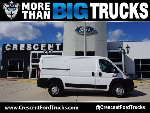 2019 RAM ProMaster Cargo for sale at Crescent Ford in Harahan LA