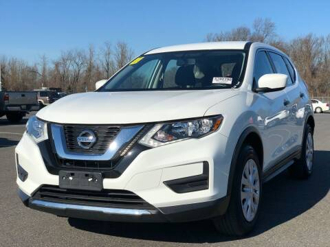 2017 Nissan Rogue for sale at SILVER ARROW AUTO SALES CORPORATION in Newark NJ